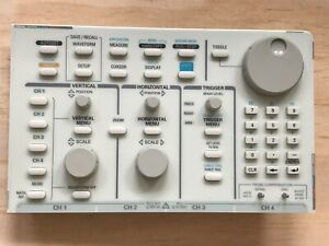 Tektronix Tds540 Front Panel In Excellent Working Condition P n 671 2469 02