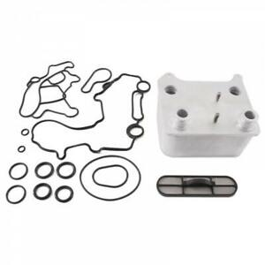Mishimoto Replacement Oil Cooler Kit For 03 07 Ford 6 0l Powerstroke
