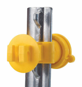 Dare Products Electric Fence T post Screw Yellow