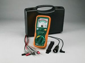 Extech 380320 Analog Insulation Tester Authorized Distributor We Export