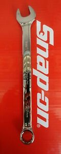 New Snap On Tools 22mm Standard Length 12 Pt Combination Wrench Oexm220b New
