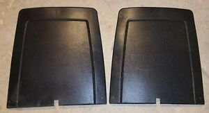 1971 1972 Ford Mustang Mach 1 Seat Back Panels