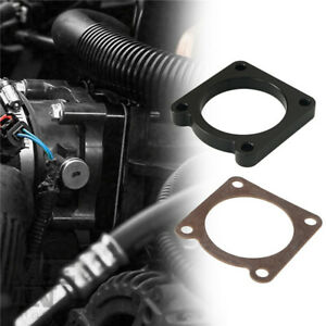 Aluminum Throttle Body Spacer For Jeep Wrangler Jk 2007 2011 With 3 8l V6 Engine