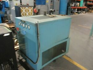 Quincy Refrigerated Air Dryer 8151 1hp 1ph R12 Refrigerant Used
