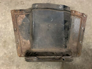 1960 1961 1962 1963 Chevy Gmc Truck Low Hump Transmission Cover Oem