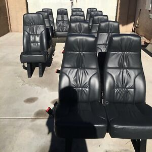 2009 Dodge Sprinter Van Freedman Seats