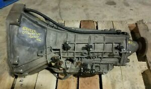 2007 Ford Mustang 4 6l 3v 5 Speed Automatic Transmission With Converter