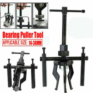 3 Jaw Pilot Bearing Puller Bushing Gear Extractor Motorcycle Go Cart Gas Engine