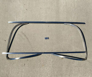 Gm Windshield Stainless Molding 1955 1956 1957 1958 1959 Chevrolet Gmc Truck