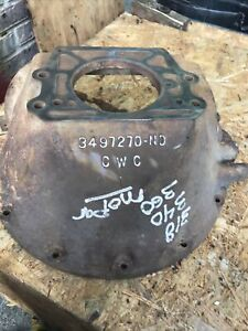 La Small Block Dodge Truck 318 340 360 Bell Housing 5 Inch Opening Not For A833