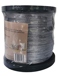 Agriotter Aluminum Stranded Electric Fence Wire For Garden Fence Electric Wire
