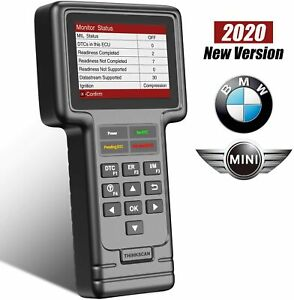 Obd2 Scanner For Bmw Mini 2020 Version Full System Bm Code Reader Automotive S
