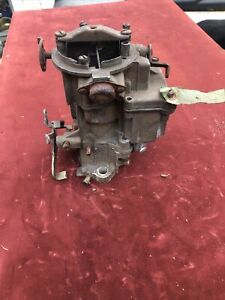 1968 1969 Chevy Monojet 1 Barrel Rochester Carburetor 7029014 35 9 Bb