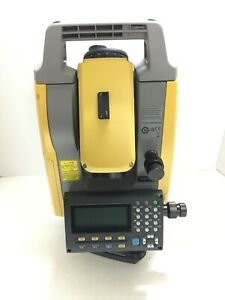 Topcon Gm 50 Total Station