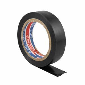 Black Adhesive Electric Wire Wrapping Insulating Tape