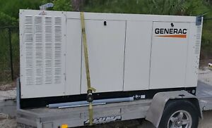 Generac 80kw Standby Back up Power Generator
