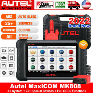 Autel Maxicom Mk808 Obd2 Car Full System Diagnostic Scanner Tool Obd Code Reader