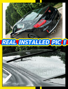 Unpainted Sk Type Roof Spoiler For Honda Accord 9th Gen Coupe 2013 2017