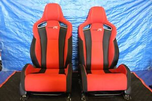 2018 Honda Civic Type R Fk8 K20c1 Oem Factory Lh Rh Front Seats Pair