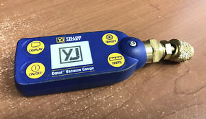 Yellow Jacket Omni Digital Vacuum Gauge doesn t Read