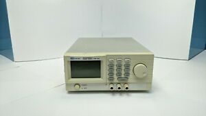 Instek Psp 603 Programmable Switching Dc Power Supply 60v 3 5a