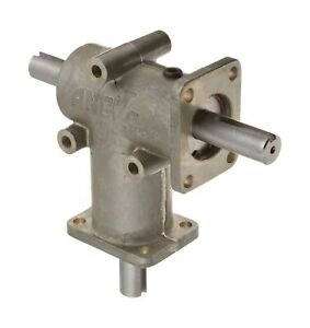 Andantex R3300 Anglgear Right Angle Bevel Gear Drive Universal Mounting Two