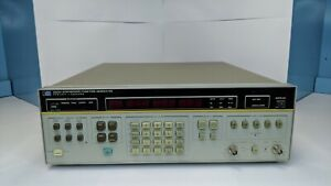 Hp3325a Synthesizer function Generator