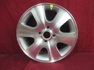 Nos Oem Ford Focus 6 Spoke 16 Alloy Wheel 2000 03 Bright Machined Finish