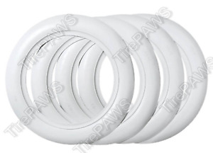 15 X 3 White Wall Port a wall Tire Sidewalls Toppers Tire Insert