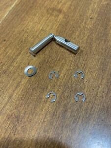 Sata Minijet Paint Spray Gun Trigger Pins Clips And Spring Washer