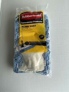 Rubbermaid Commercial Products Blended Dust Mop Refill 24 086876222067 New