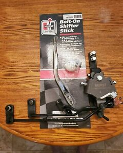 Hurst Competition Plus 4 Speed Shifter For 74 81 Camaro Firebird And Install Kit