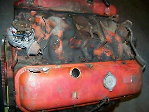 396 Chevrolet Engine Casting 3916323 Date Code On The Intake Manifold Is 1 28 7