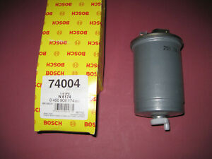 Bosch 74004 Fuel Filter For Some Vw Golf 1988 1992 Jetta 1981 1992