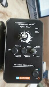 Kb Electronics Inc Ac Motor Speed Control Kbac 24d gry Never Used