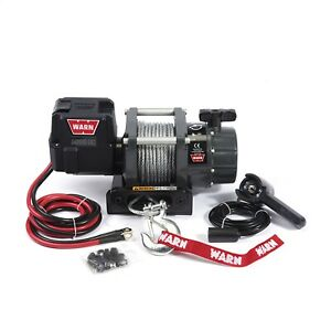 Warn 99963 5000 Dc Utility Winch