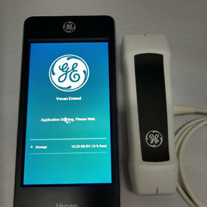 Ge Vscan Extend Dual Probe Fully Tested With Warranty Handheld Ultrasound