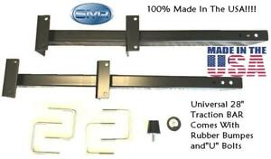 Universal Adjustable Traction Bars 28 Ford Chevy Chrysler Made In The Usa