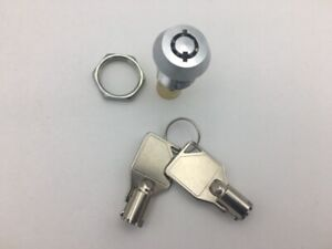 Beaver Lock 2 Keys For Gumball candy Bulk Vending Machine High Security