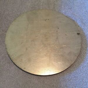 304 Stainless Steel 3 8 Inch X 8 1 2 Inch Round disc Circle Plate