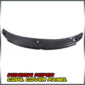 Cowl Panel Grille Set Wiper Cover For 2004 2005 2006 2007 2008 Ford F150