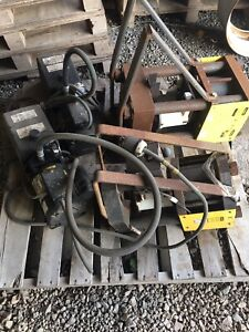 Wearherhead eaton Crimpers Used Working Condition