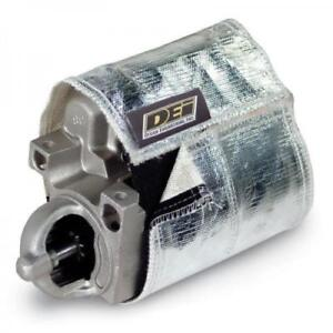Dei 010384 Universal Mini Versa Shield 5 25 x 16 5 Heat Wrap Starter Alternator