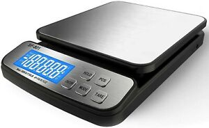 Mocco Heavy Duty Stainless Steel Multifunctional Digital Postal Scale