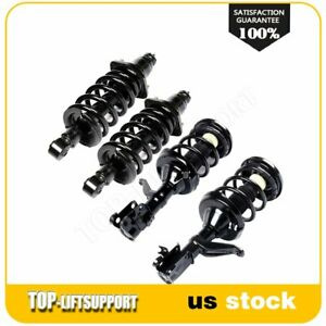 For 2003 2011 Honda Element Quick Complete Shocks Struts W Springs Assembly X 4