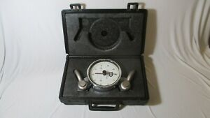 Dillon Dynamometer Model AP 2000 lb Pound Capacity 20 lb Divisions Weight Scale $399.99