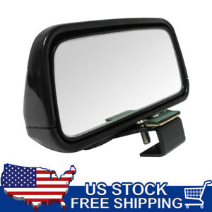 Universal Blind Spot Mirror Wide Angle Rear View Car Side Mirror Adjustable