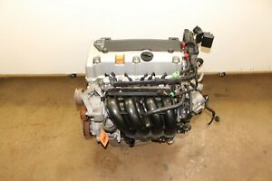 Jdm 2008 2012 Honda Accord 2009 2014 Acura Tsx Engine 2 4l K24a 4 Cylinder Motor