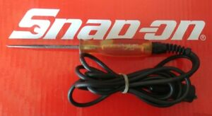 Snap On Tools 6 12 Volt Circuit Tester Test Light Ct4f Ships Free