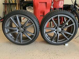 Audi A3 S3 Rs3 Winter Wheels And Tires